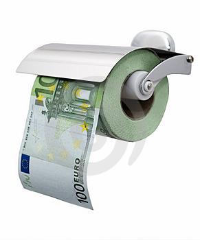 Euro bog roll